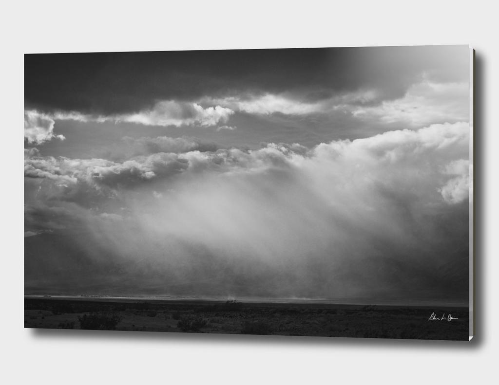 Saline Valley Storm 2