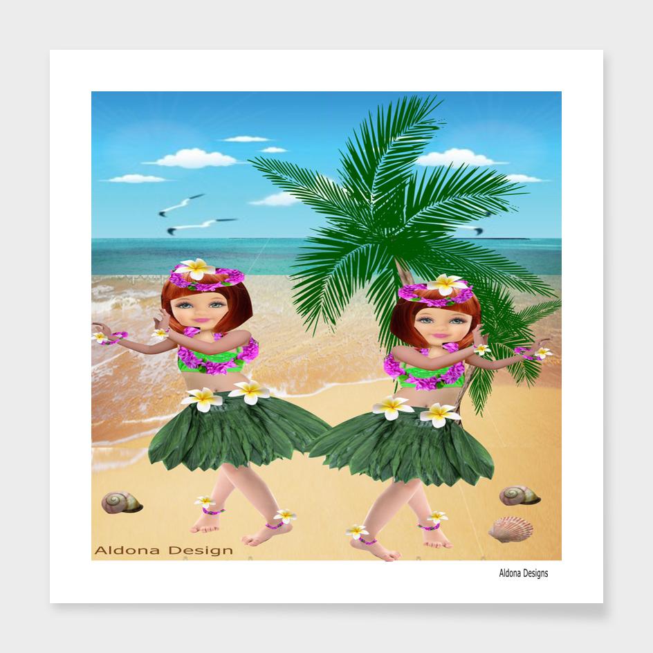 Hawaiin Girls
