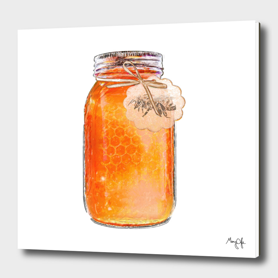 Jar of Sweet Honey