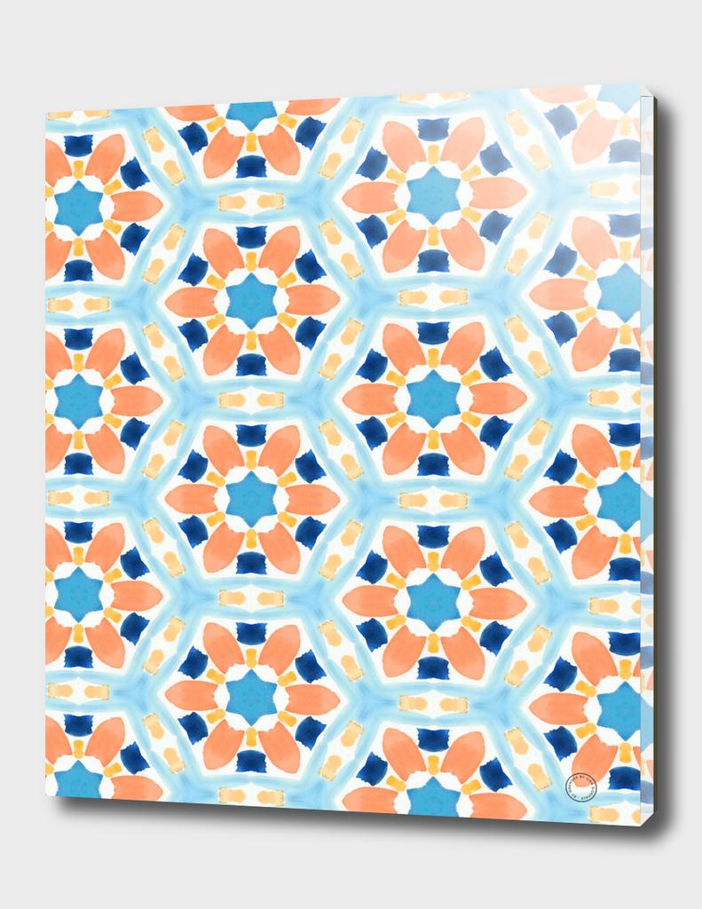 Moroccan Pattern V1