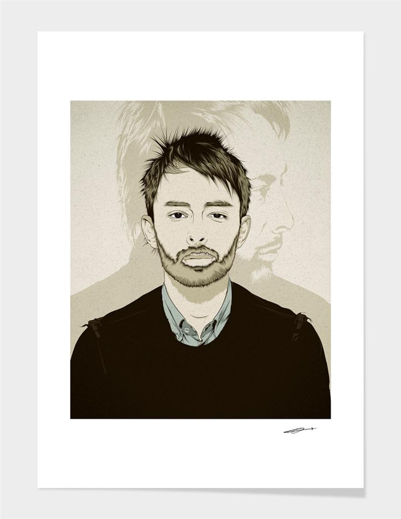 Thom Yorke || RADIOHEAD