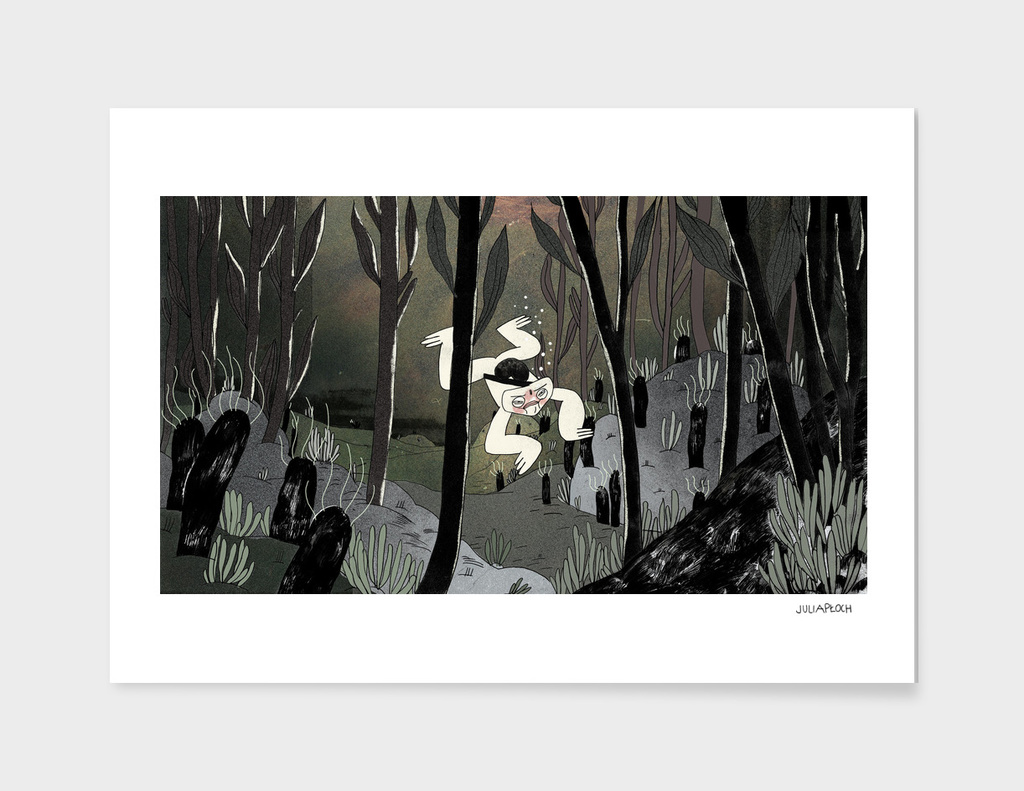 WHITE FROGs STORY nr. 1