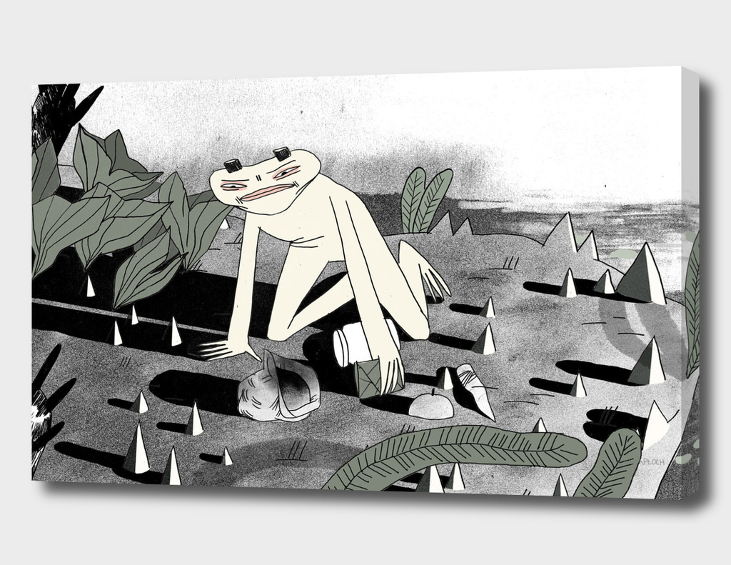 WHITE FROGs STORY NR. 3