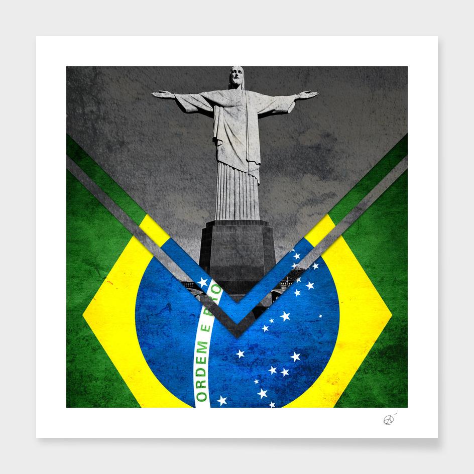 Flags - Brazil