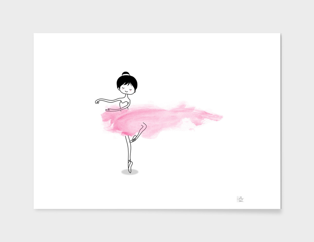 171 Tiny Dancer 187 Art Print By Holly Hatam Curioos
