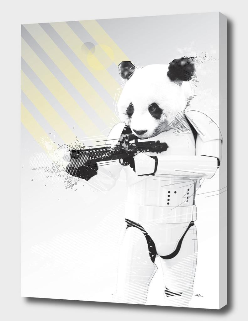 Stormtrooper Panda