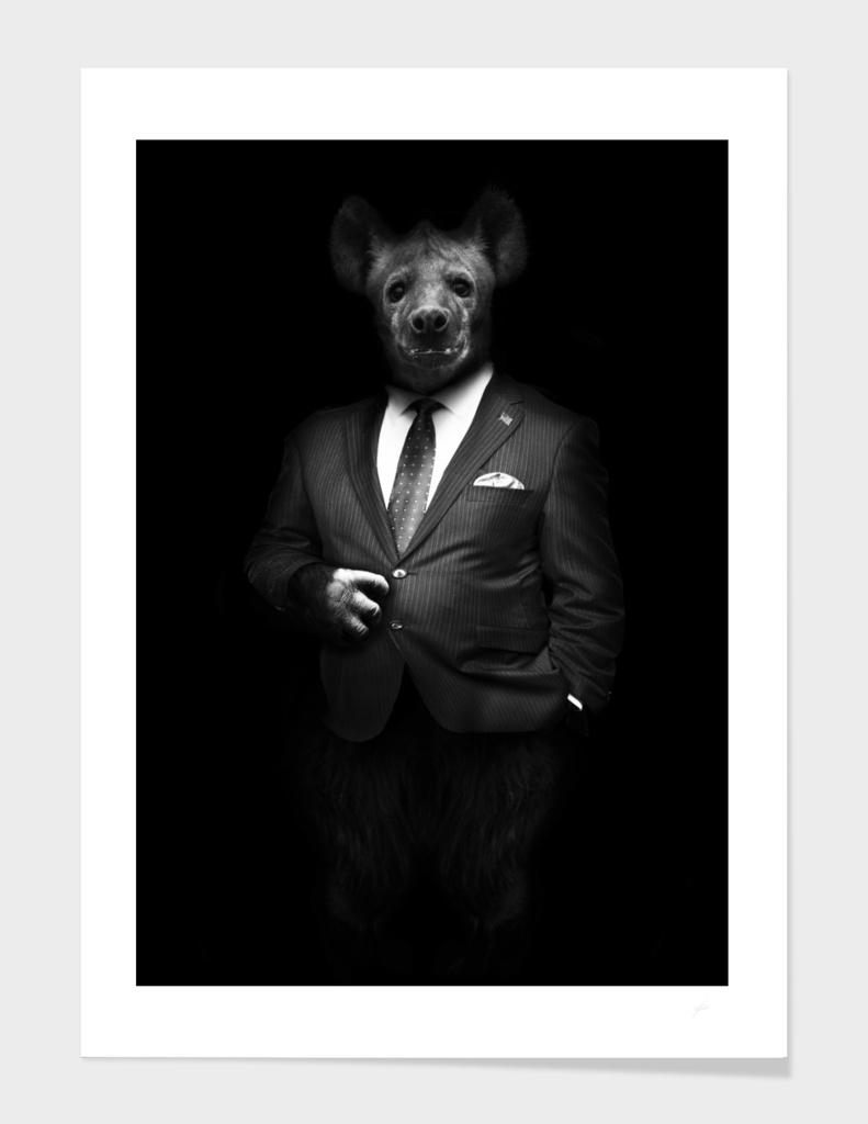 Hyena for President