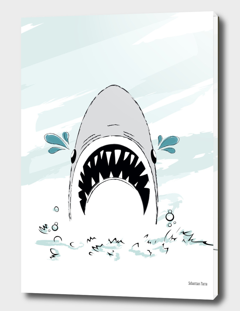 Crying Shark