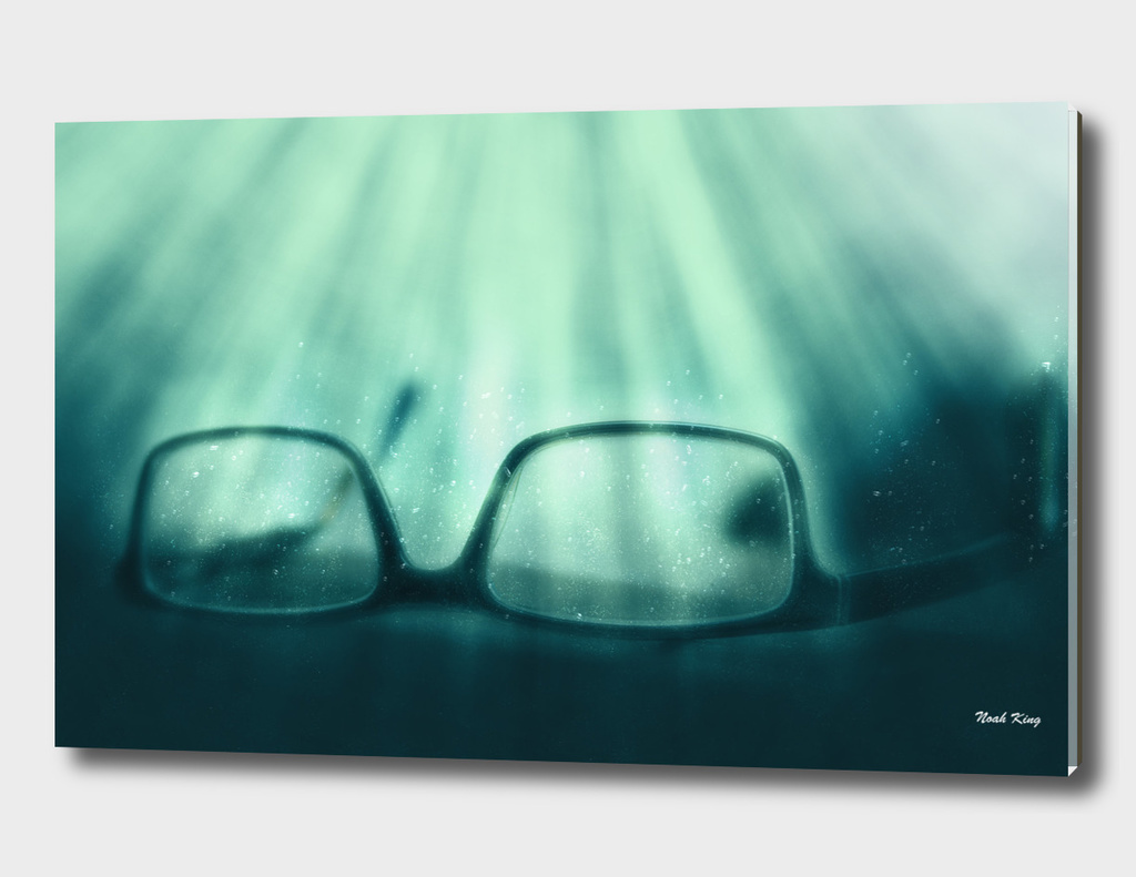 Glasses Under the Sea