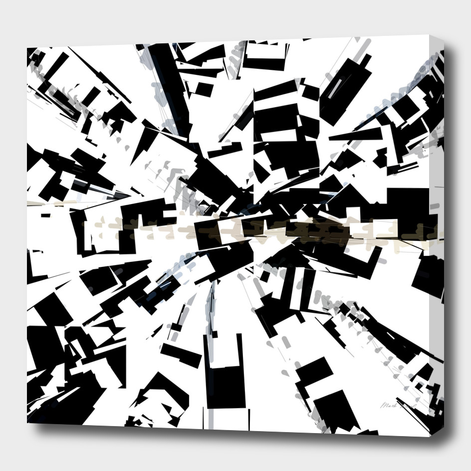 black.white