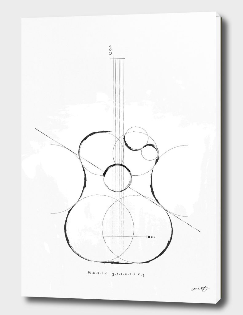 Music Geometry