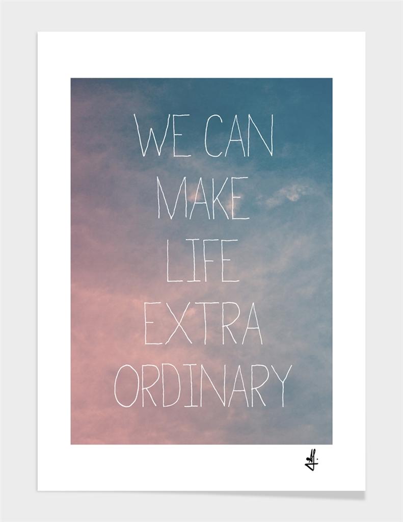 Extraordinary I