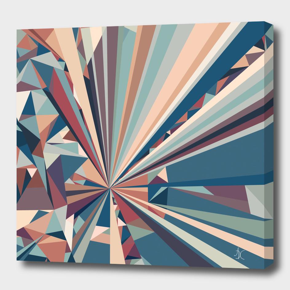 Polygonal Composition 2