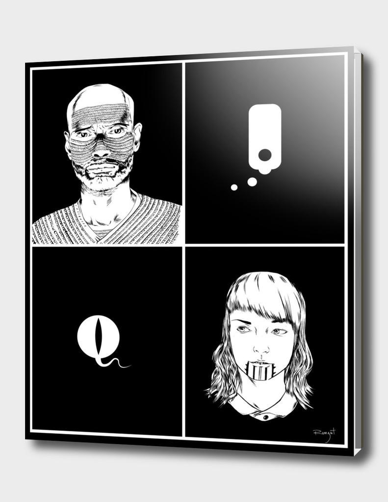 VOICES - tattooed