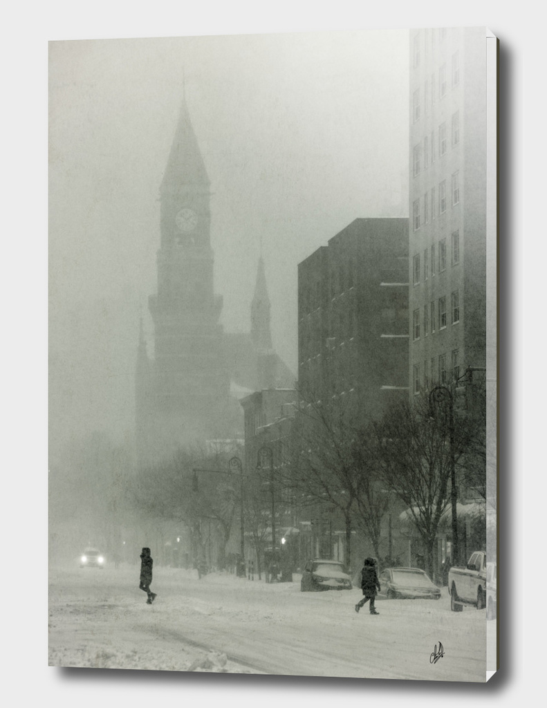 New York City Blizzard