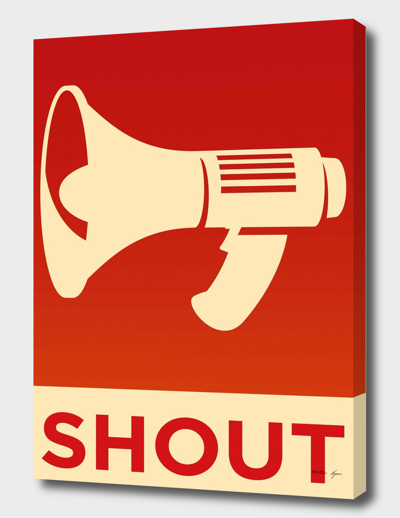 Shout Billboard