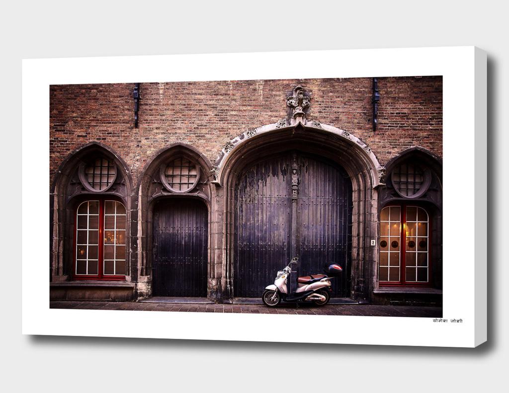 Street, Doors & Windows