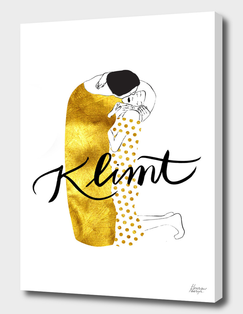 Klimt Golden