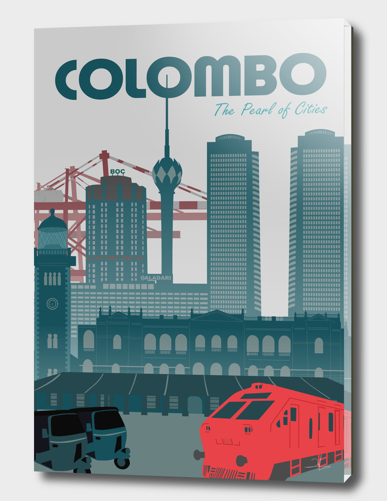 The City of Colombo