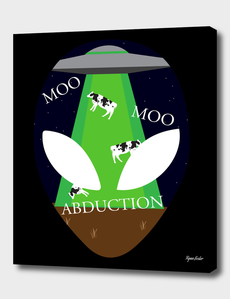 Moo Moo Abduction