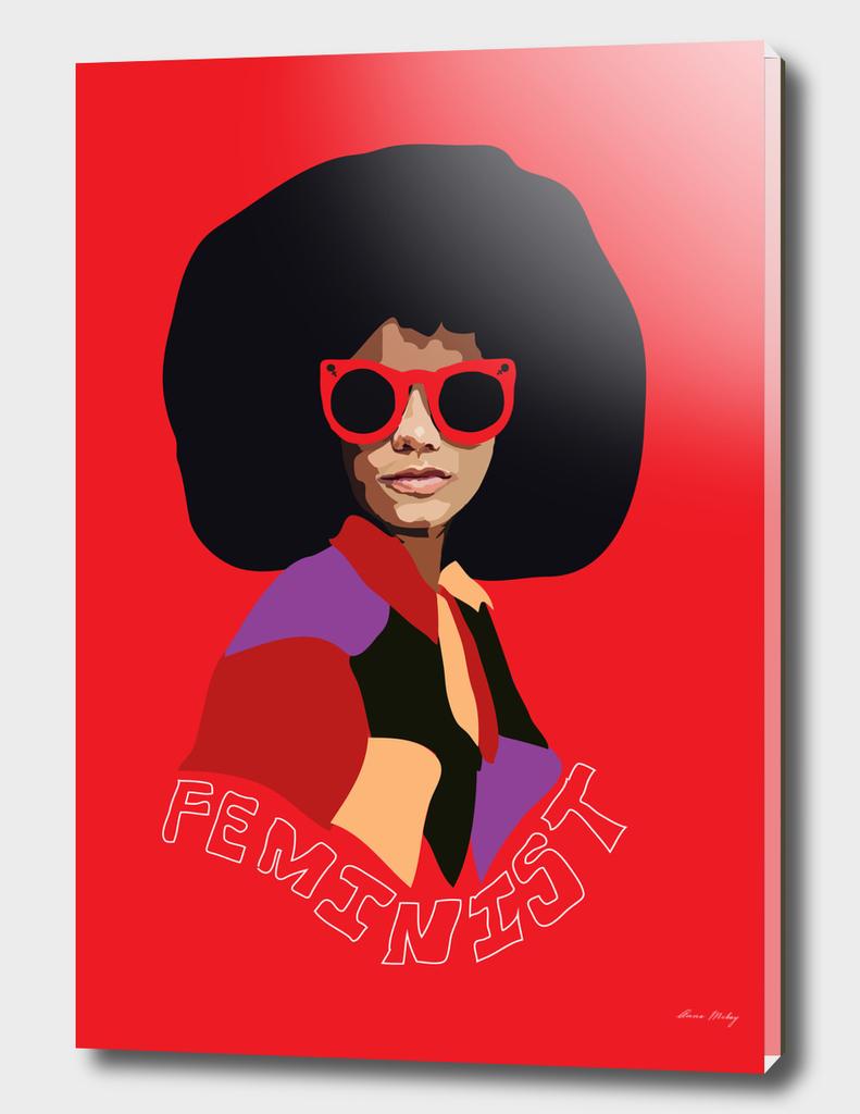 Feminist Afro