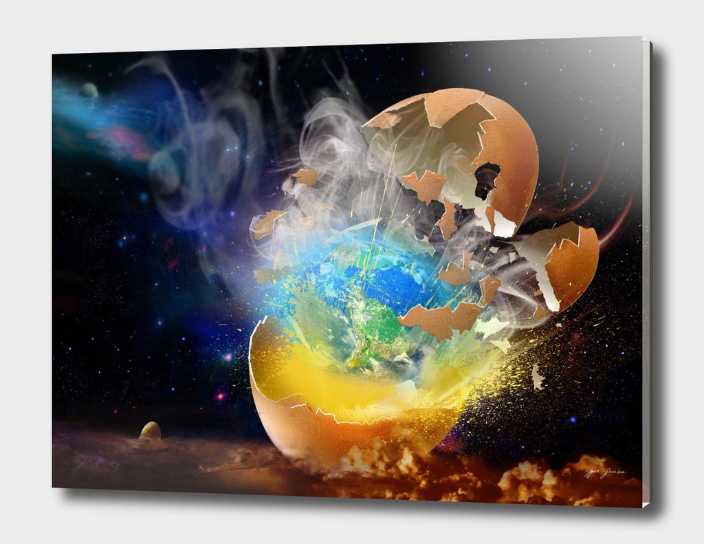 Cosmic Hatch II