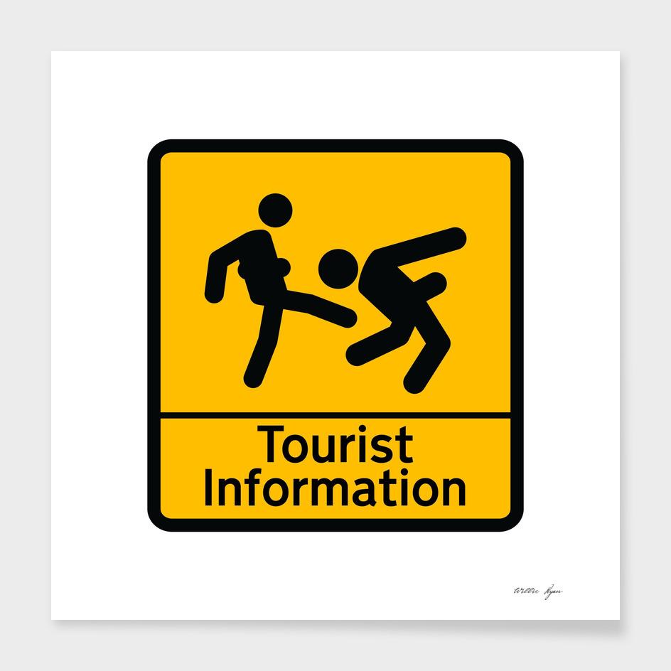 STICKMAN Tourist Information