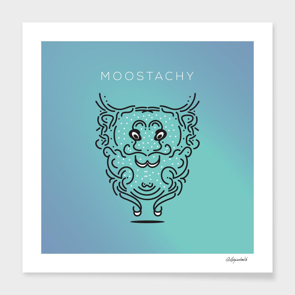 Meet Moostachy