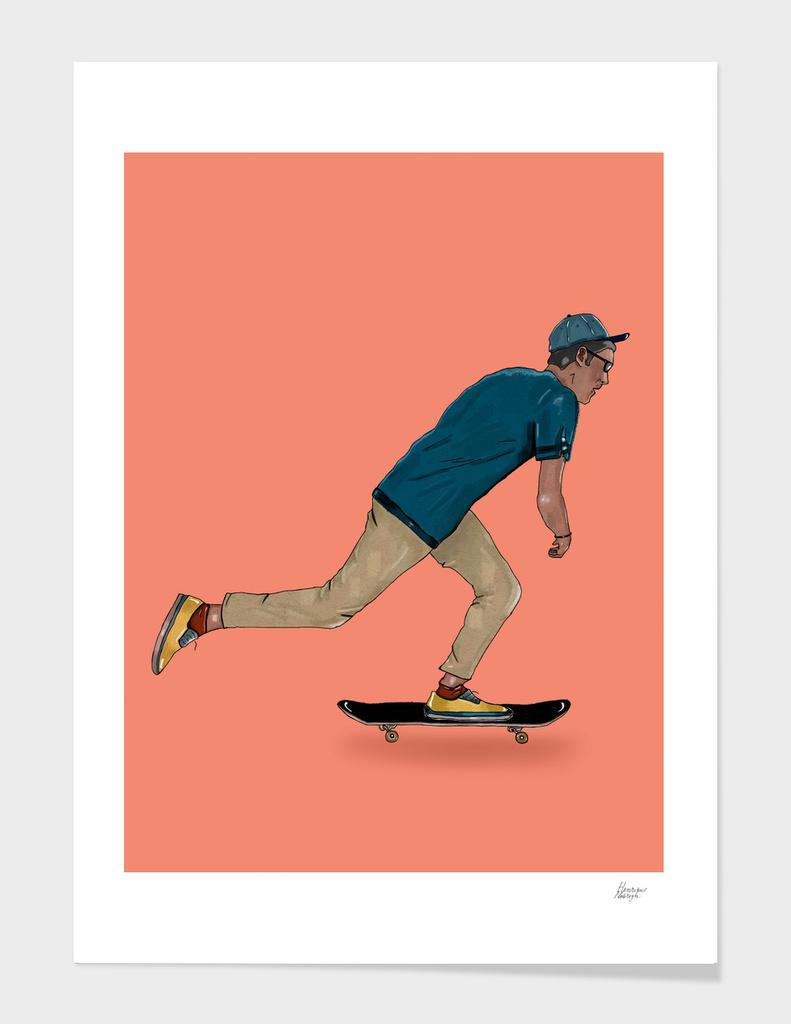 Skate Time