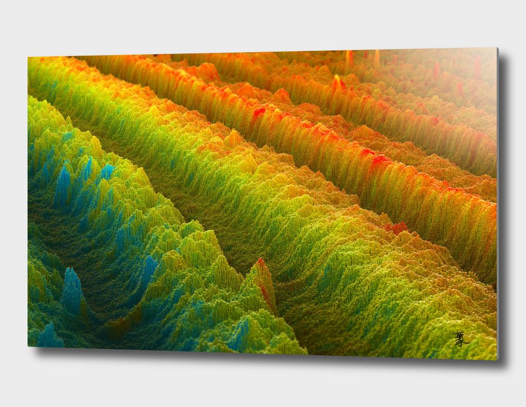 The Rainbow Tsunami