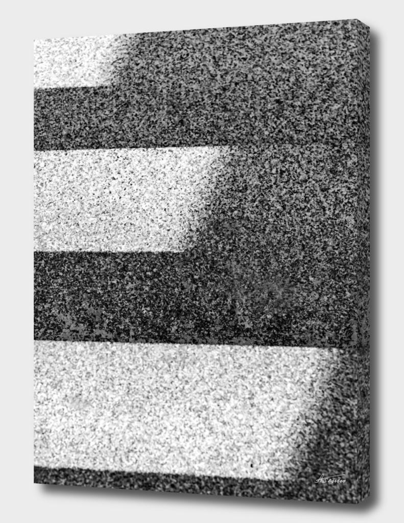 Granite Stair Steps