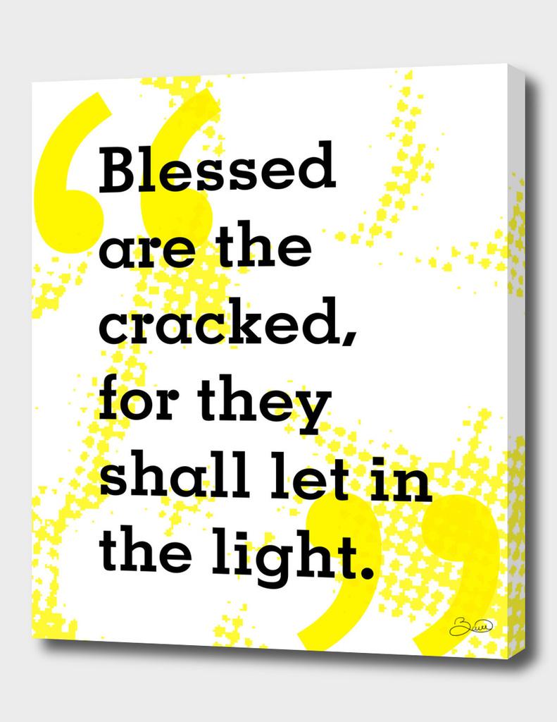 blessedCracked