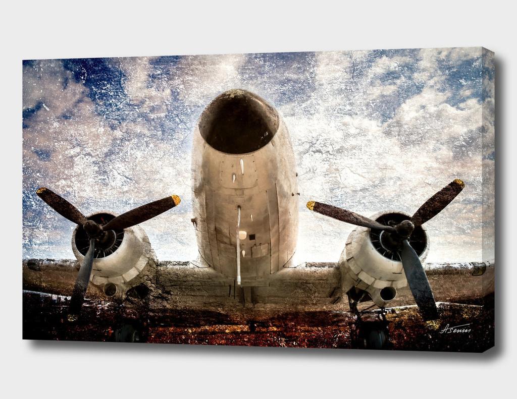 C-47 Skytrain Aircraft
