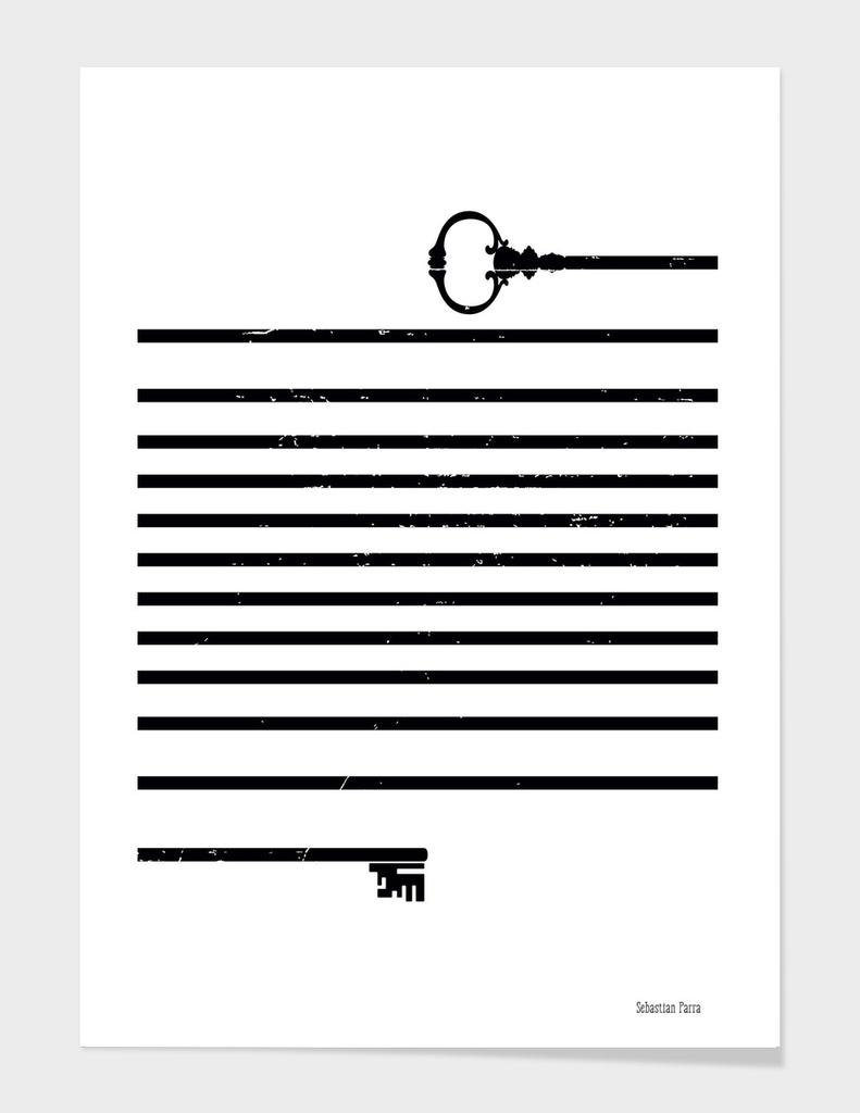 (Very) Long Key