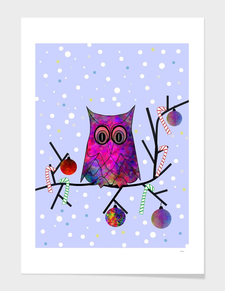 The Festive Owl