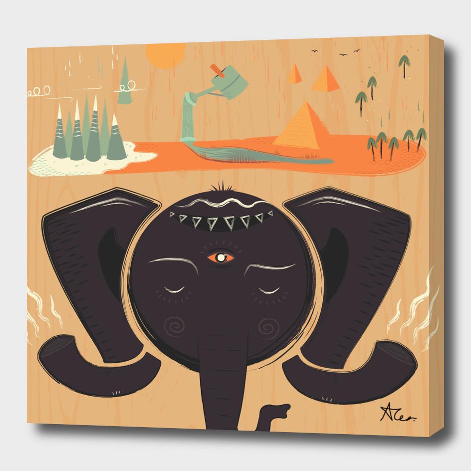 Elephant Messiah