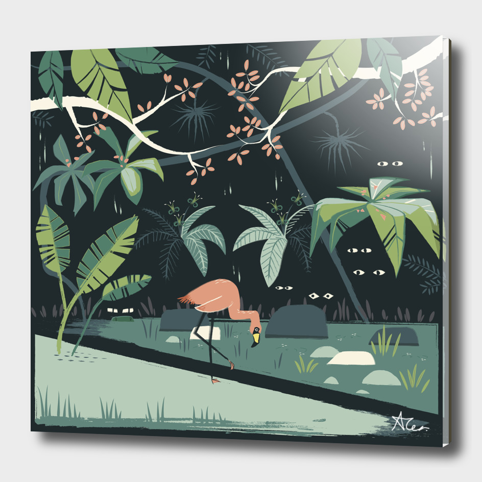 Nightshade Jungle