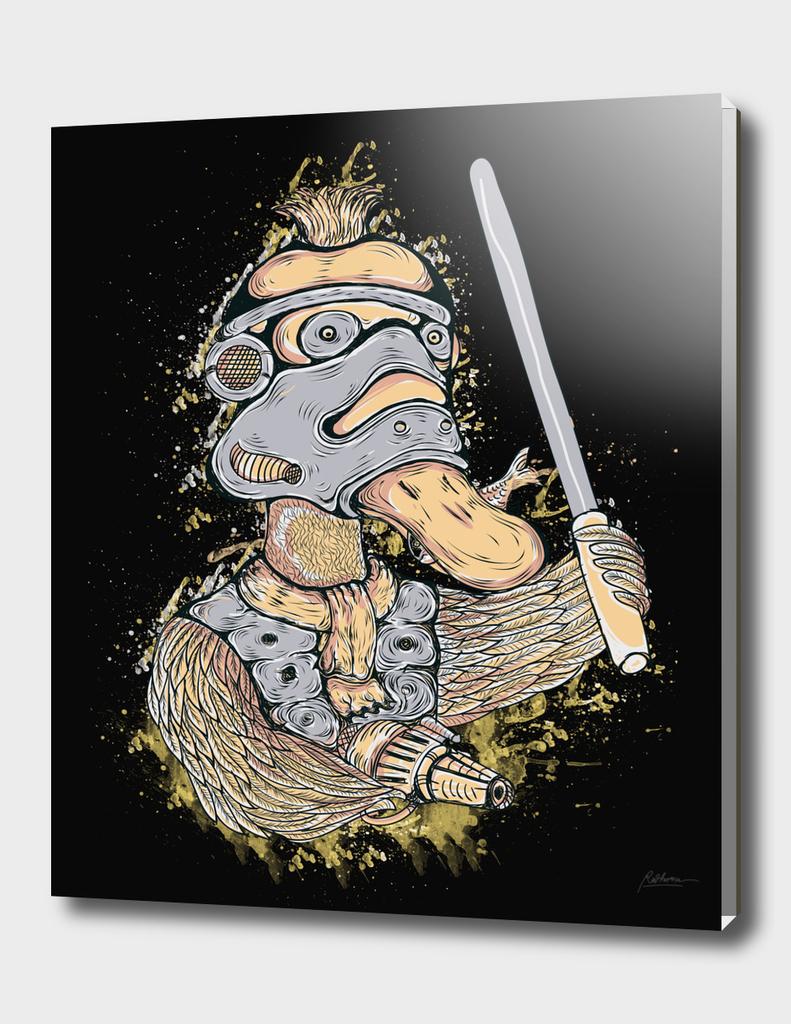 duck trooper wars