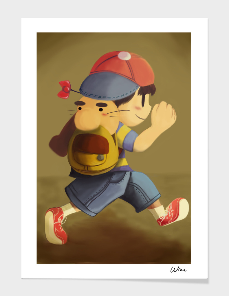 Adventures of Ness