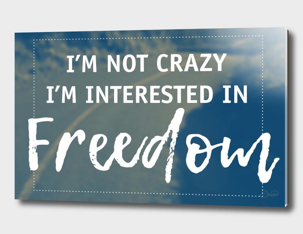 crazyfreedom