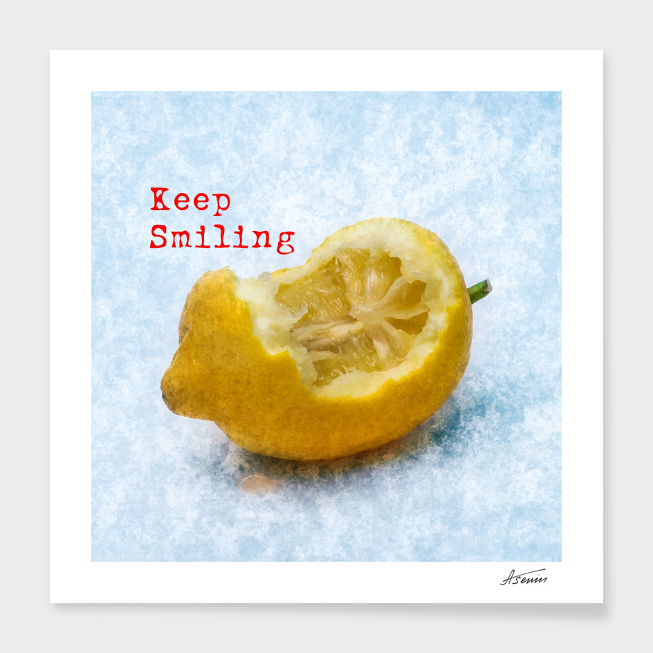 Lemon Keep Smiling