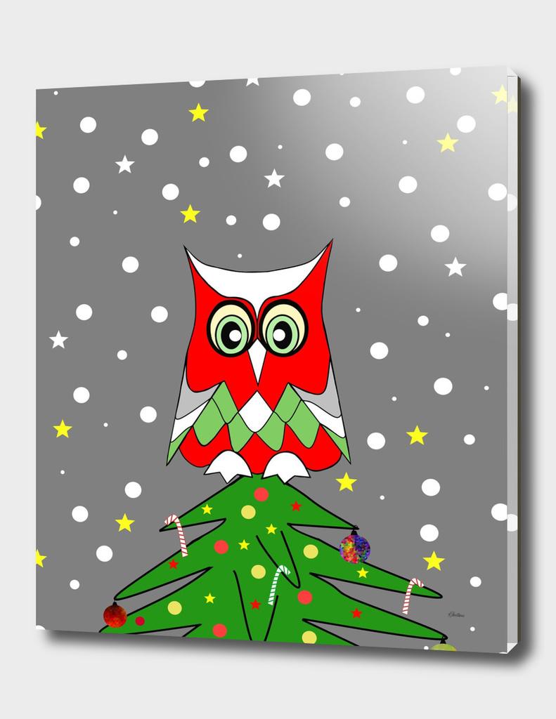 Tree Top Owl