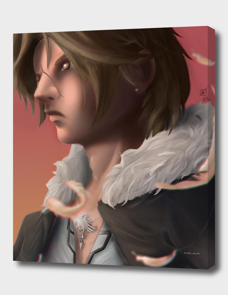 Squall Leonhart - Final Fantasy 8