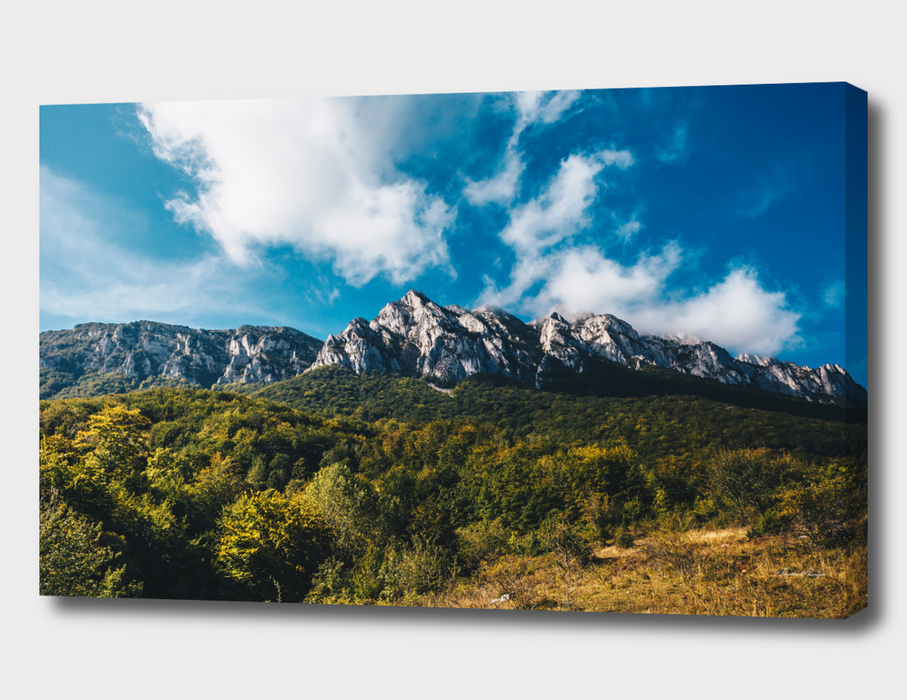 Dreamy Mountain