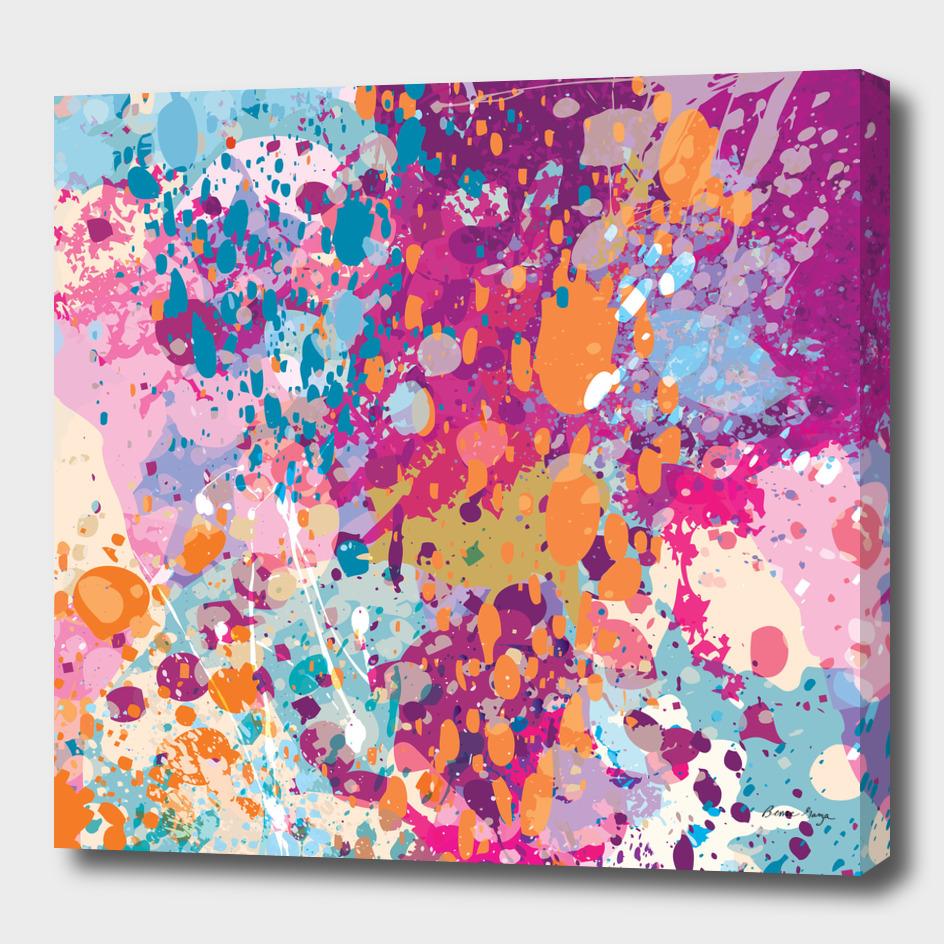Random Splatters
