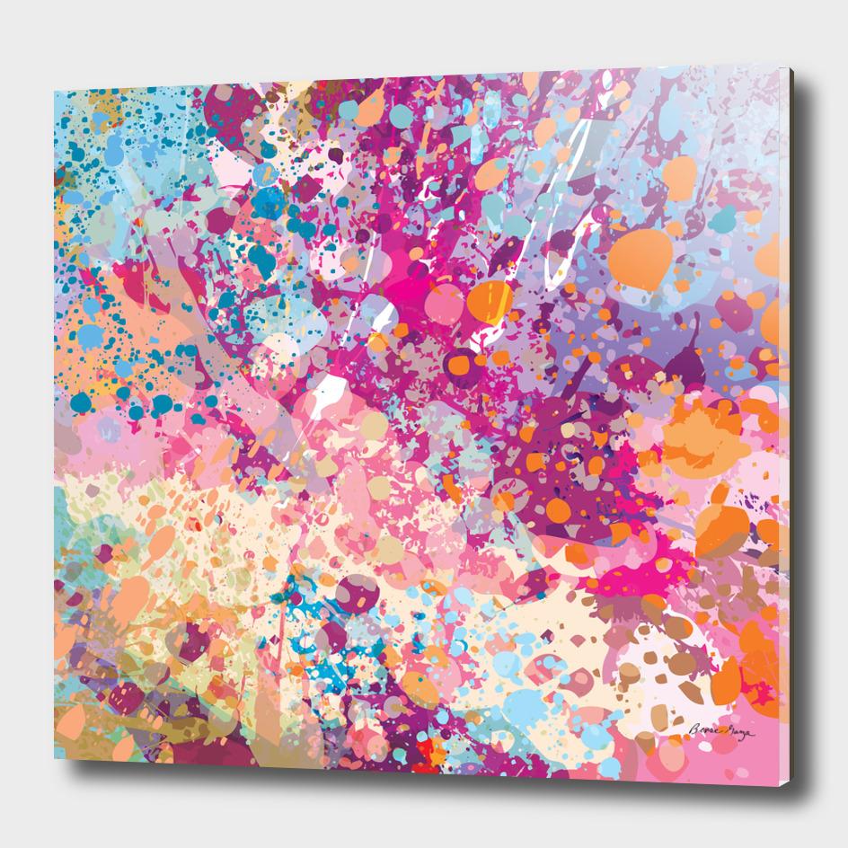 Random Splatters II