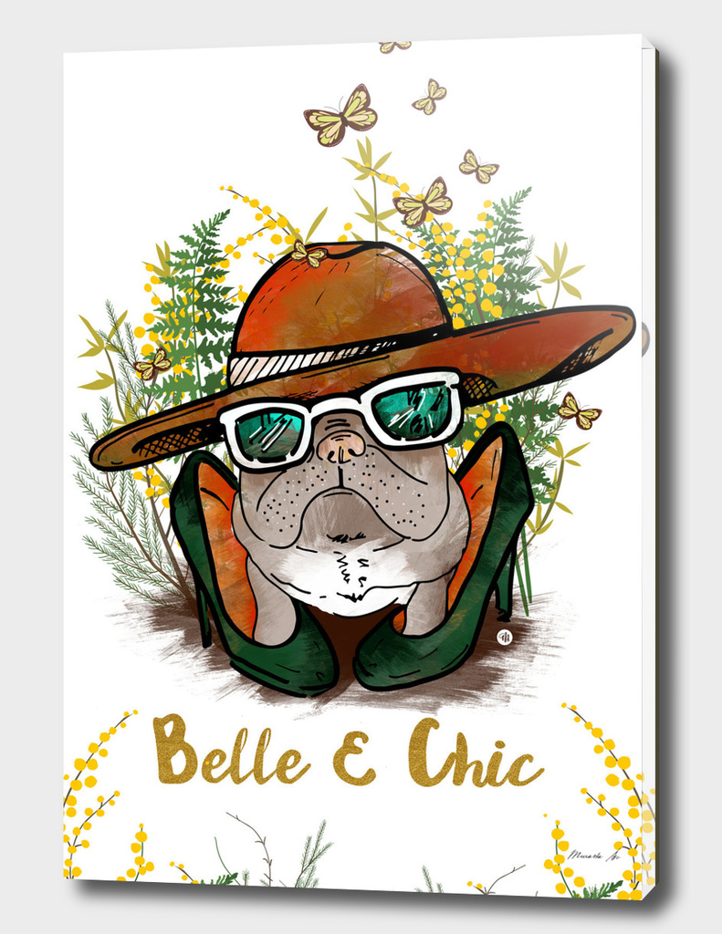Belle and chic