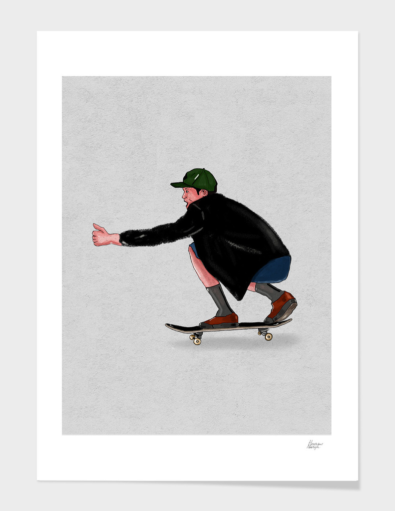 Skate Movemente