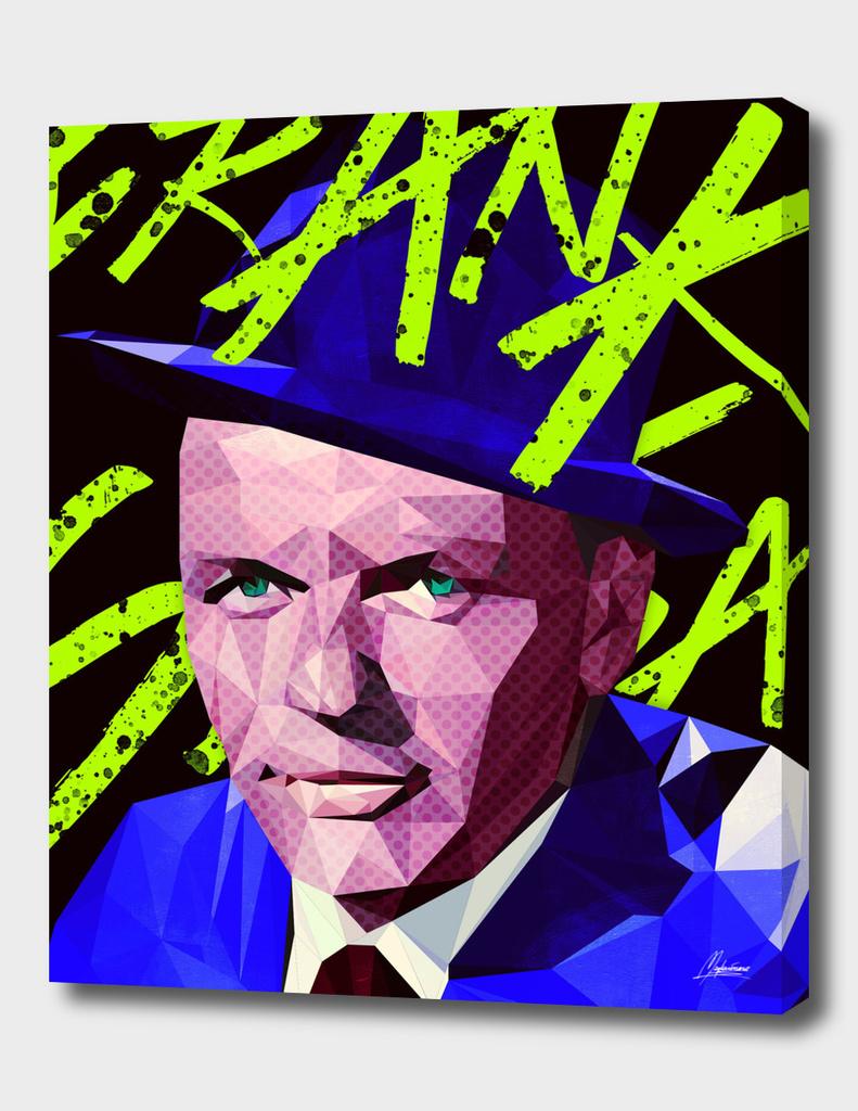 Blue Frank