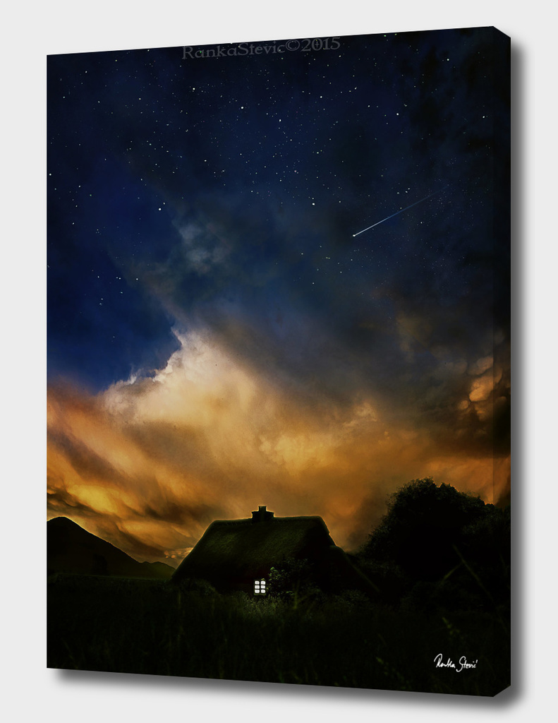Home under the stars
